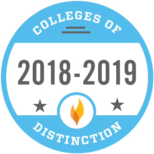 2018 19 college of distinction