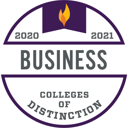 2020-2021 Business Colleges of Distinction