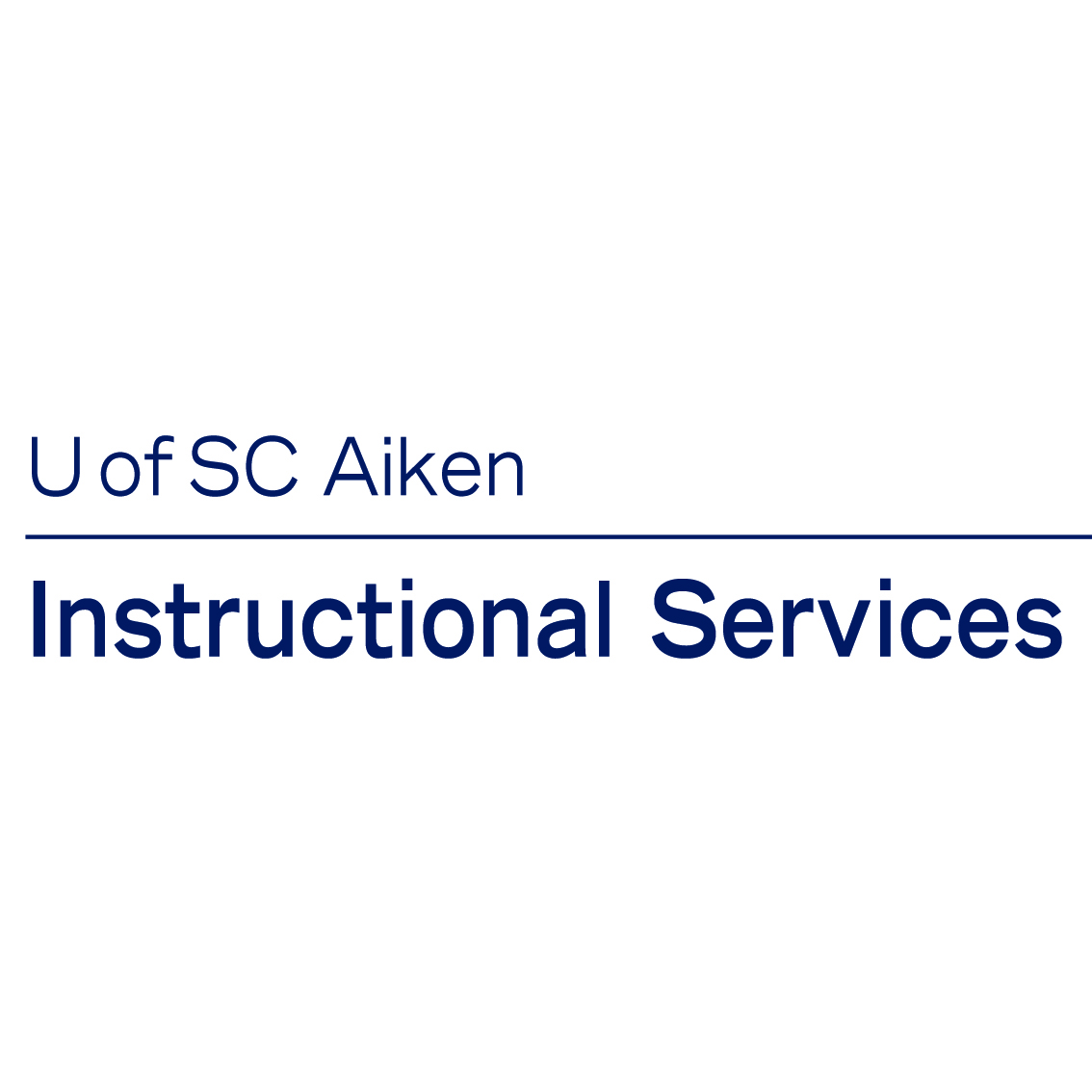 Instructional Services