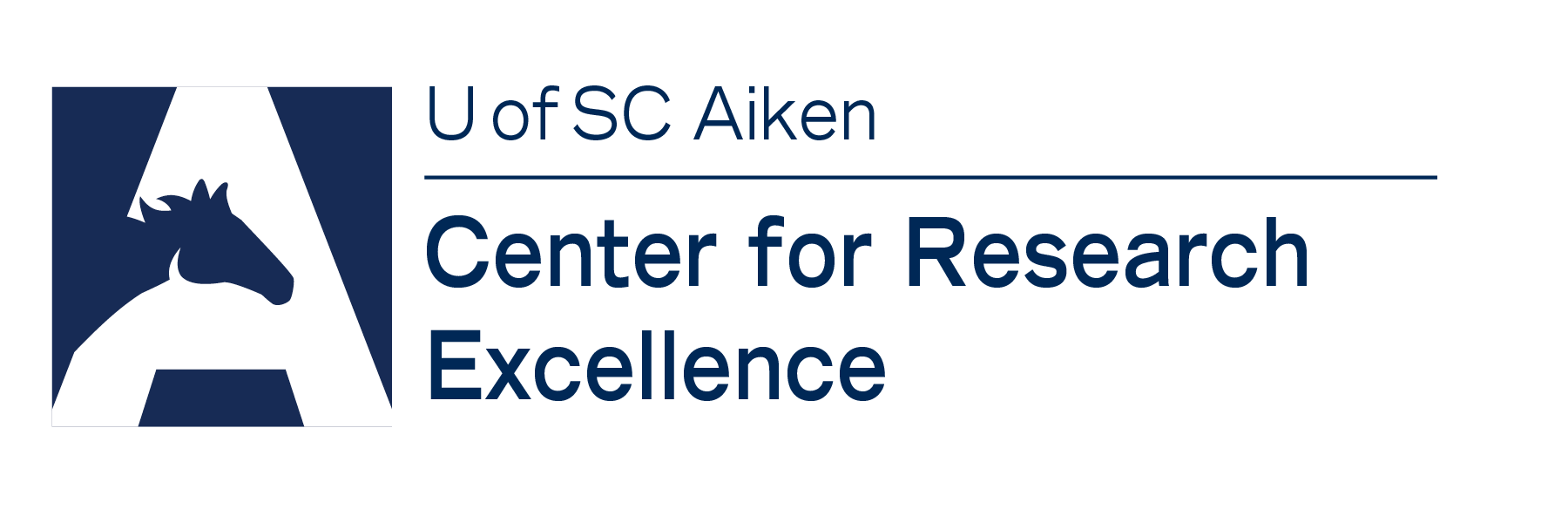 Center for Research Excellence logo