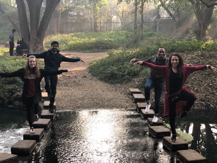 AIFS Semester Abroad in Granada, Spain & Faculty-Led Trip in Pune, India. (1)