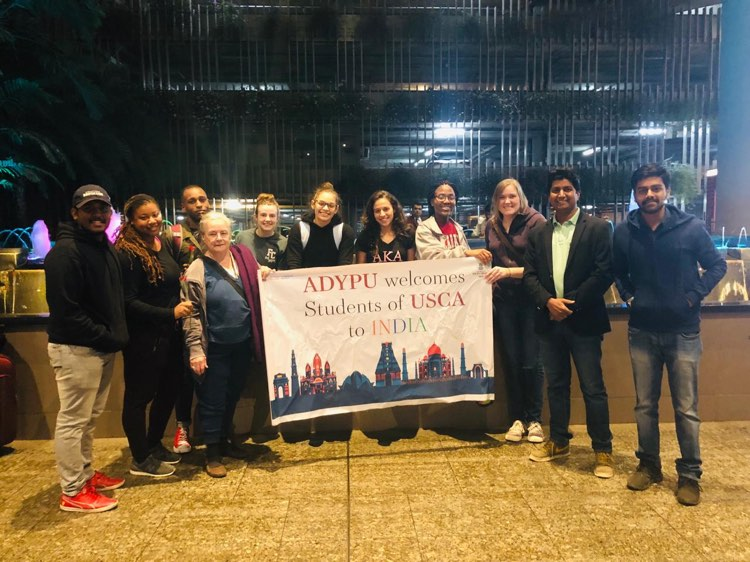 AIFS Semester Abroad in Granada, Spain & Faculty-Led Trip in Pune, India. (2)